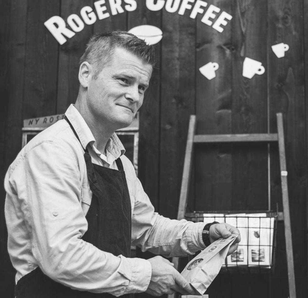 Rogers Coffee - Roger Snellman